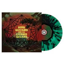 King Gizzard And The Lizard Wizard - Nonagon Infinity - New Vinyl 2016 Black Green Splatter 140 gram