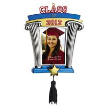 2011 Carlton Ornament 2012 Graduation Photo Holder Frame - #CXOR029Z-SDB