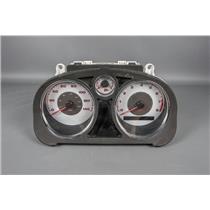2007 Pontiac G5 Speedometer Instrument Cluster w/ 3 Gauges & White Background