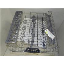 BOSCH DISHWASHER 00771811 00685707 UPPER RACK USED