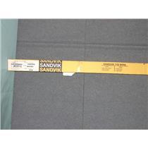 SANDVIK ER 308/308L 3/32 x 36 Stamped Rod 10 LBS. Tig Wire 2B308L093T 835137 EH