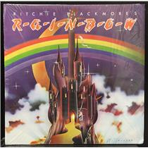 Rainbow - Ritchie Blackmore's Rainbow LP Mint 2013 Orange Marble MELT-008