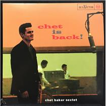 Chet Baker Sextet - Chet Is Back! LP Mint 2012 German 180g Vinyl ORGM-1075