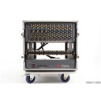 NEVE Prism Rack 10-Ch Modular Unit 4x Preamp/ Comp 6x EQ w/ Case & More #24665