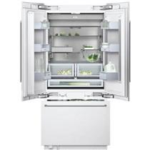 "Gaggenau 36"" 19.5 cu. ft LED Lighting Built-in French Door Refrigerator RY492701"