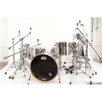 DW Collectors Series 12 Piece Maple Drum Set Kit Roy Mayorga Stone Sour #24913