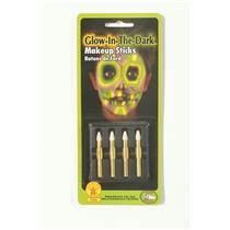 Glow in the Dark Makeup Crayon Sticks