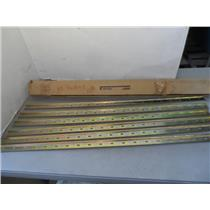 Allen-Bradley 199-DR1 Bulletin 199 Mounting Strips 36mm X 7.5mm X 1M New Qty 6