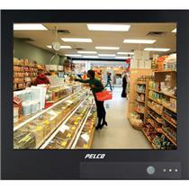 "Pelco PMP20B-NOCAM 20"" Black Public View Security Monitor w/o Camera"