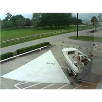 Watts Sails HO Jib w  luff 40-7 Foot 23-0 from Boaters' Resale Shop 1603 1145.91