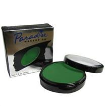 Amazon Green Mehron Paradise Professional Cake Makeup Face Paint AQ 1.4 oz