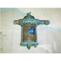 Boaters' Resale Shop of Tx 1604 0772.22 PERKO 853E WATER STRAINER HOUSING ONLY