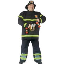 Fill Her Up Party Firefighter Fireman Plus Size Adult Costume