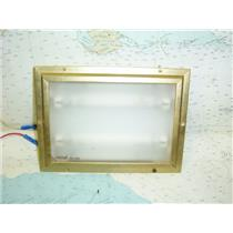 Boaters' Resale Shop of Tx 1604 0751.04 VETUS 12 VOLT INTERIOR FLUORESCENT LIGHT