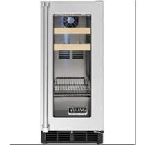 Viking Professional Series VBCI1150GRSS 15 Inch Undercounter Beverage Center