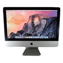 "Apple iMac A1311 21.5\"" - MC508LL/A 21.5"" Core i3-540 3.06GHz 500GB HDD, 4GB RAM"