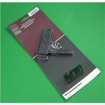 Strybuc 17-166LHBC RV Trailer Camper Hardware Screen Door Lever Handle Left Hand