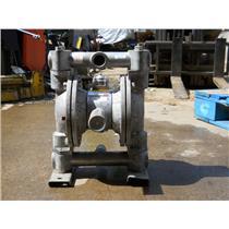 "Dayton Diaphragm Pump 6PY44B, 1"" Inlet/Outlet, Aluminum Body"