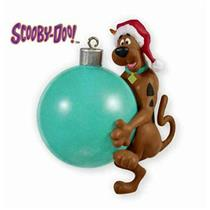Hallmark Keepsake Ornament 2011 Decorator Scooby - Scooby-Doo - #QXI2407