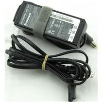 Lenovo Laptop Ac Adapter 90W 20V 4.5A Barrel Pin Tip w/Power Cord Tested
