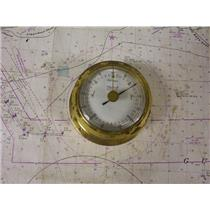 "Boaters Resale Shop of Tx 1605 4101.01 WEEMS & PLATH 2-1/2"" BAROMETER"