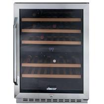 DACOR Renaissance RNF242WCR 24 Inch 46-Bottle Capacity Built-in Wine Cooler