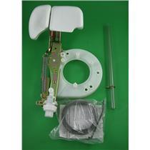 Thetford 33187 Aurora RV Toilet Lower Mechanism White