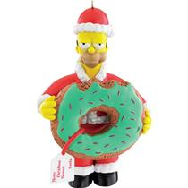 Carlton Heirloom Ornament 2016 Homer Simpson - The Simpsons - #CXOR085K