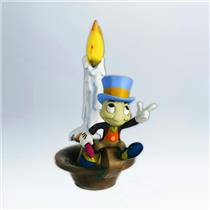 Hallmark Series Ornament 2012 Jiminy Cricket as Ghost of Christmas Past #QX8264