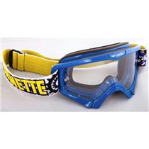 Arnette Mini Series MX Gears Blue w/Clear Goggles