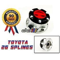 1~pcs Free wheeling wheel hub lock 26 Splines Hilux LN/RN 105 106 107 110 79-85