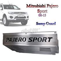 Bash Plate Sump Guard Fit For Mitsubishi Challenger Pajero Montero Sport 08-15