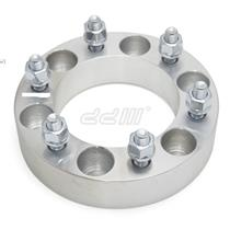 4 WHEEL SPACERS 35MM THICK | FITS 12X1.5 6X5.5 OR 6X139.7 | 6 LUG VEHICLES