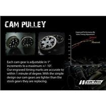 Works Engineering Cam Gear Pulley For Skyline R32 R33 R34 RB20 RB25 RB26