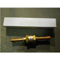 """HENRY TECH CHECK 120-1/2 CHECK VALVE 1/2"""" ODS CONNECTIONS"""