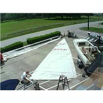 North Sails Mainsail w 46-7 Luff from Boaters' Resale Shop of Tx 1605 2754.91