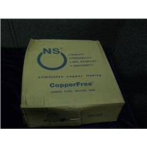 "National Standard NS-102 Copper Free Steel MIG Welding Wire 0.052"" ER80S-D2/"