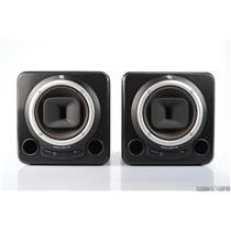 EQUATOR Q8 Active Studio Monitors Speakers PAIR #25105