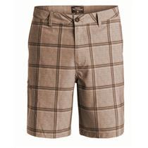 """Quiksilver Waterman Men's Pancho 20"""" Amphibian Shorts Brown/Tan 34"""