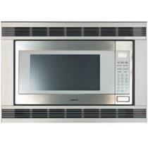 GAGGENAU 200 Series Aluminum BM281730 2.1 cu. ft. Built-in Microwave Oven +trim