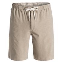 "Quiksilver Men's Goodlife 20"" Amphibian Shorts Tan L"
