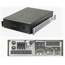 DELL/APC DLRTA3000RMXL3U Smart-UPS 3000VA 2100W 120V 3U A7545503 SURTA3000RMXL3U