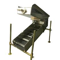 The Cascade Highbanker Gold Recovery System-12V 800GPH Pump-Stand-Sluice-Nugget