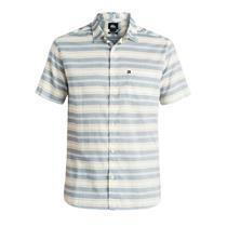 Quiksilver The Aventail Shirt Button Up Denim Medium