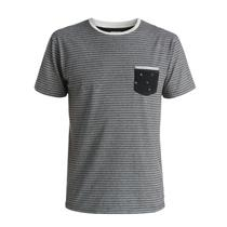 Quiksilver Basque Bay Pocket T-Shirt Black Medium