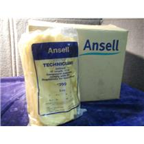 (LOT OF 108)ANSELL TECH GLOVES SIZE 9  #390 17 MIL. CHEMICAL RESISTANT