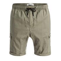Quiksilver Men's Sweet Melt Shorts Green Medium