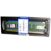 Kingston ValueRAM 1GB DDR2 SDRAM Memory Module 400MHz PC2-3200 - 240-pin Registered ECC Single Rank