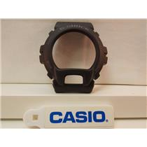 Casio Watch Parts G-6900 -1/GW-6900 -1 Bezel/Shell G-Shock Black w/Gray Letters