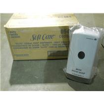 (LOT OF 6) SOFT CARE ELITE 1000 ML SOAP GRAY GRANITE DISPENSER 05484